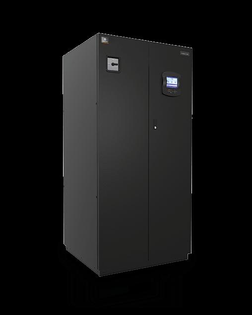 Liebert XD 靈活節能的高熱密度制冷解決方案