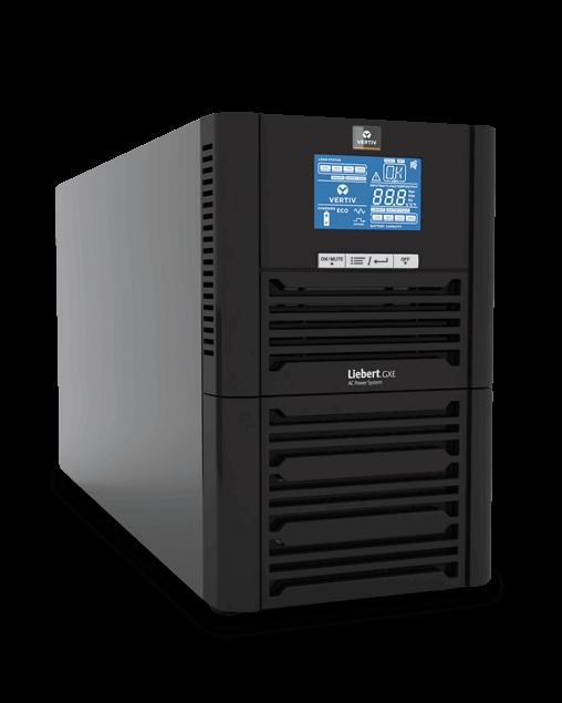 Liebert 塔式GXE 1-3KVA高性能UPS