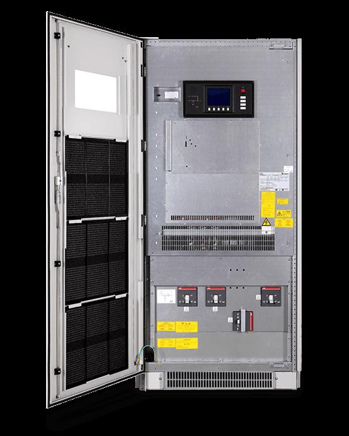 Liebert iTrust 維諦工頻機器 UL33 20-100kVA