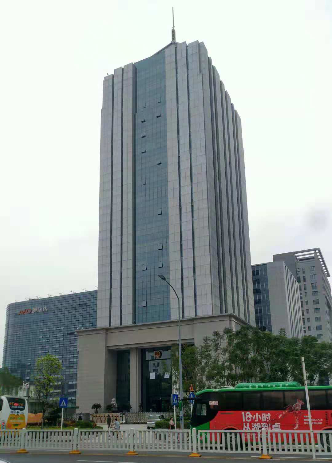 深圳市人民检查院屏蔽机房项目采用维谛精密空调等